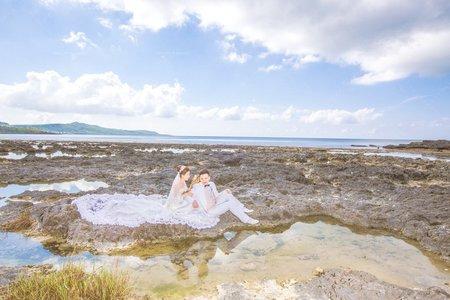 藍海晴空 南台灣 婚紗攝影