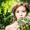 婚紗攝影作品/繡球花/帝芬妮婚紗/客照分享
