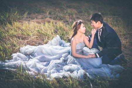 海外新人客片分享 婚紗攝影