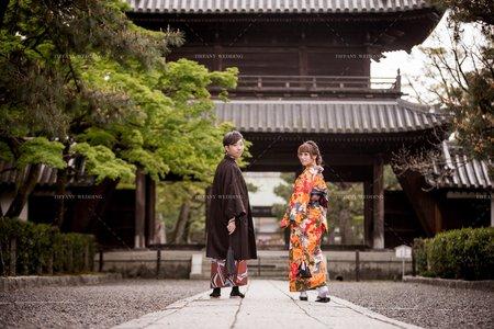 日本京都|海外婚紗攝影|海外自助婚紗
