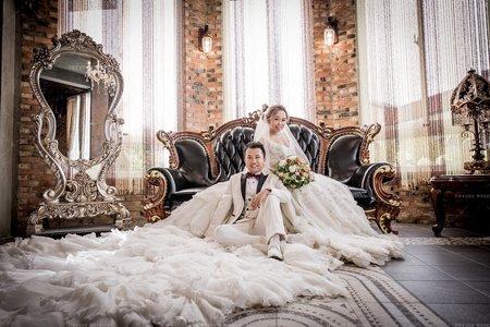 婚紗攝影|台中帝芬妮婚紗