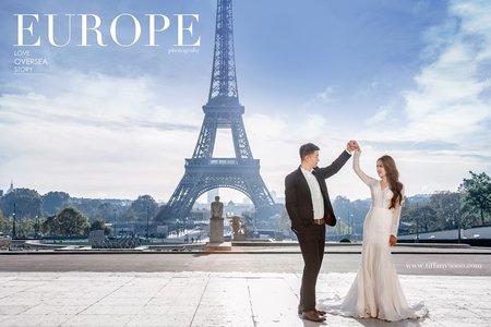 歐洲|海外婚紗攝影