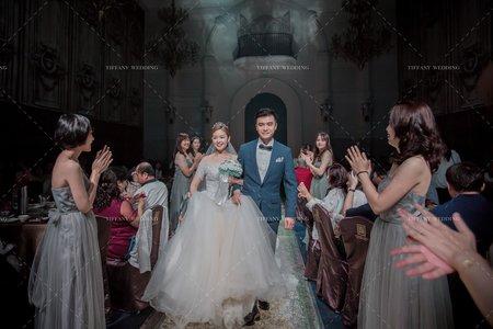 婚禮紀錄|台中帝芬妮婚紗