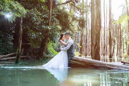 南投秘境|婚紗攝影