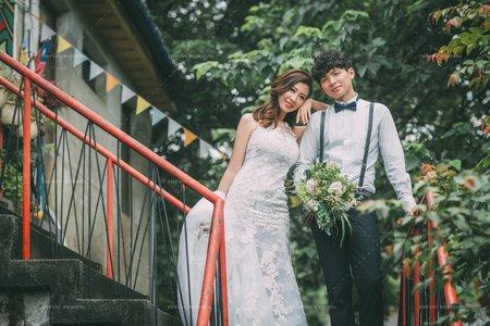 客照分享|台中帝芬妮婚紗