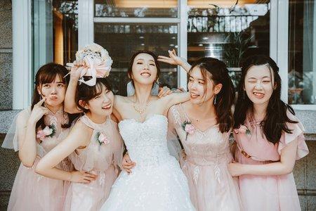 婚禮紀錄|最美類婚紗