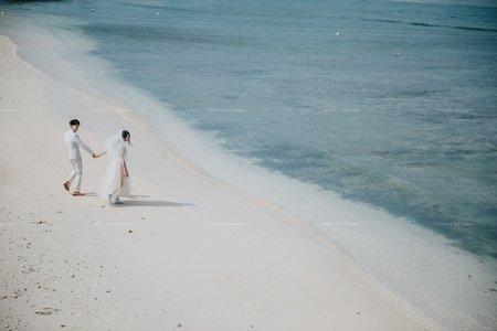墾丁|恆春婚紗|海邊攝影