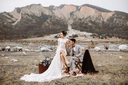 山系自然場景|婚紗攝影