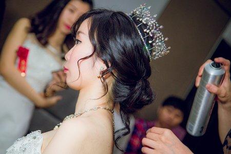 婚禮攝影紀錄 迎娶+晚宴(平面單機)