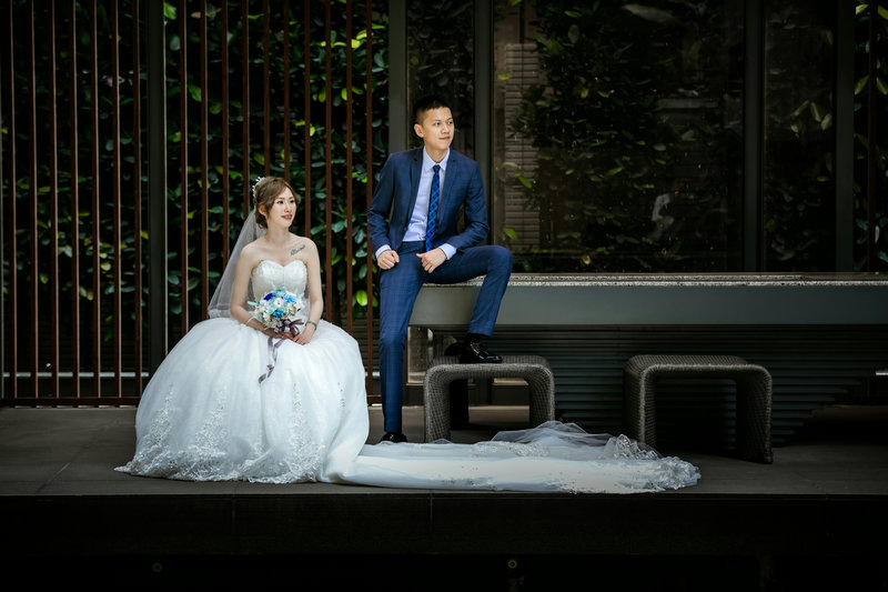 平日婚禮❤️現省5000元❤️平面拍照作品