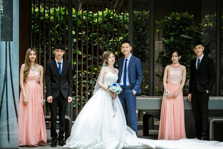 平日婚禮❤️現省4000元❤️平面拍照