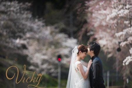 海外自助婚紗(日本)