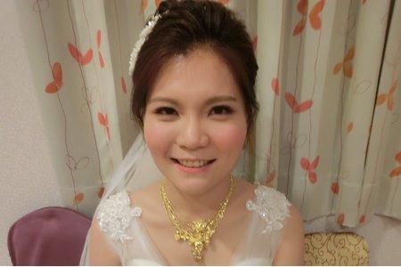 Cindy幸福罐頭-婚宴造型作品(香兒)