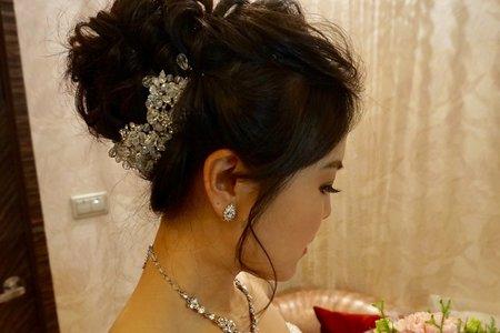 CINDY幸福罐頭-亭君結婚造型