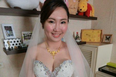 CINDY幸福罐頭-加宜結婚造型
