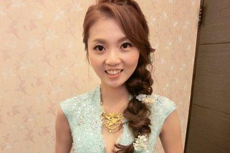 CINDY幸福罐頭-Chichi結婚造型