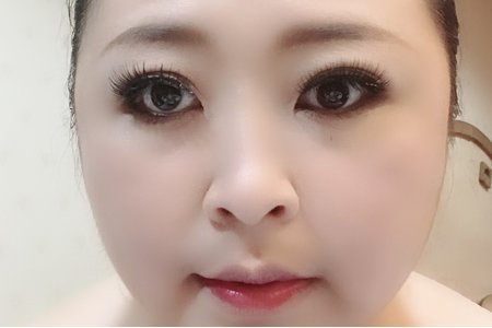 改造浮腫眼妝