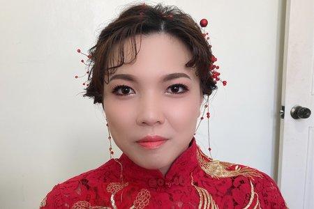 萬丹-寶貝美女羿芬文定
