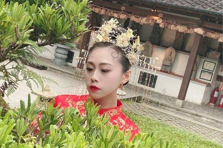 花蓮-慶修院婚紗拍攝