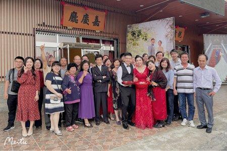 21/03/14屏東羿棻&鵬村歸寧喜宴