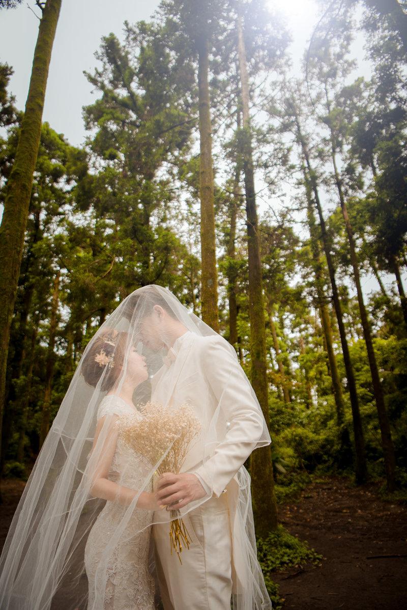 C.Square 囍事閣樓婚紗拍攝專案作品