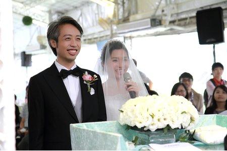 逸軒&文貞 台北青青 結婚