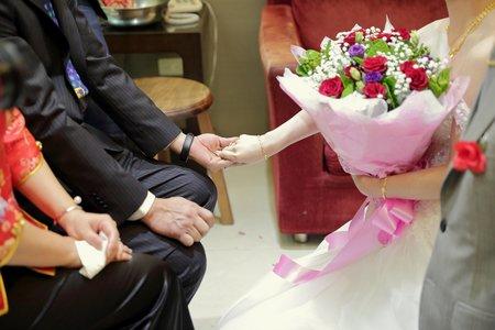 書豪&宜珍 訂結婚
