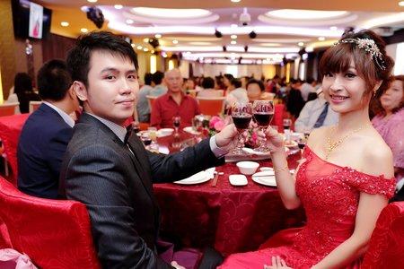 俊明&佩吟 訂婚 幸福讚會館