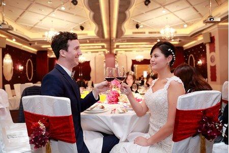 Tames&秀華 結婚 大直典華