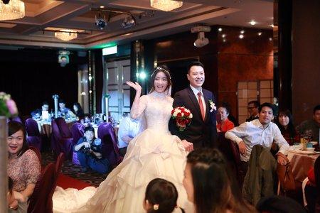 亞廷&雅娟 結婚@華漾大飯店