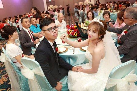 忠蔚&娃婷 結婚@大中華國際美食館