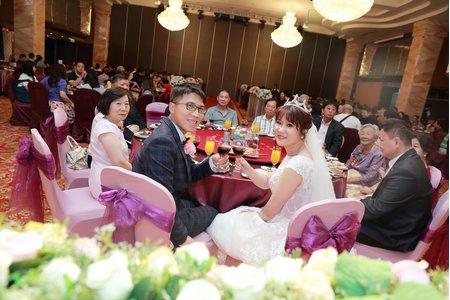 振澤&俞君 訂結婚@海寶國際大飯店
