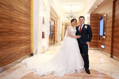 世偉&瑞婷 結婚@大直典華