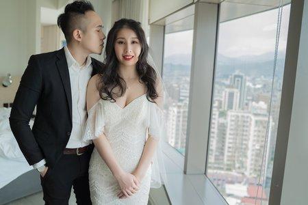 宣宇&婷 結婚@松山意舍酒店