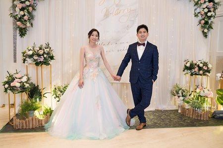 韶陽&琇瑩 結婚@港南艾茱爾