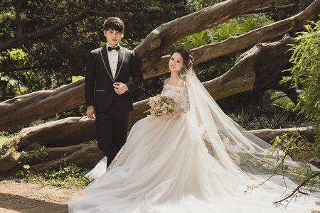 婚紗攝製|文杰&沁榆