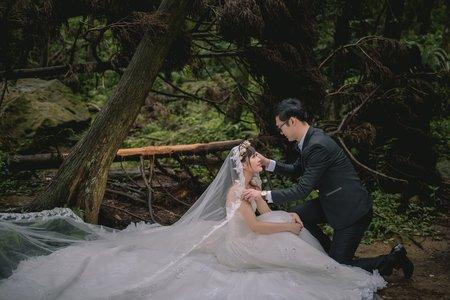 婚紗攝製|佳展&倪雯