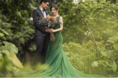 婚紗攝製|凱翔&惠婷