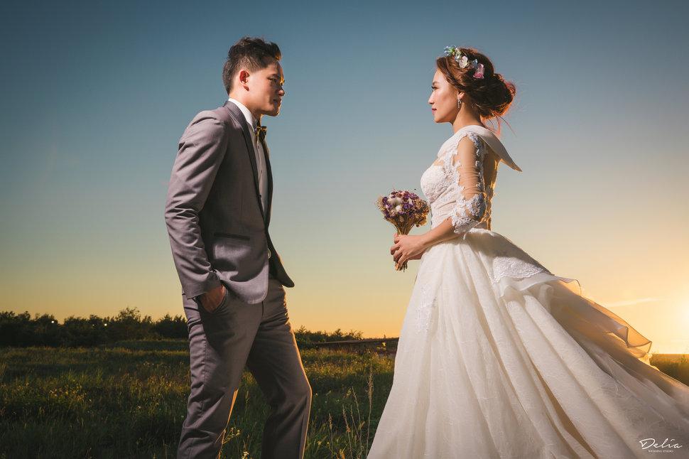 政鴻 小燕 - 中壢DELIA婚紗攝影工作室《結婚吧》