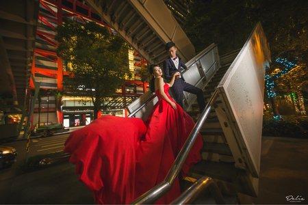 婚紗攝影|鑫綸 夢涵