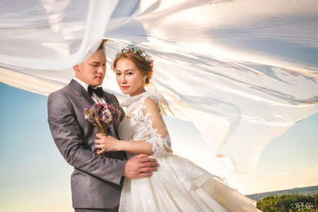 婚紗攝影|政鴻 小燕