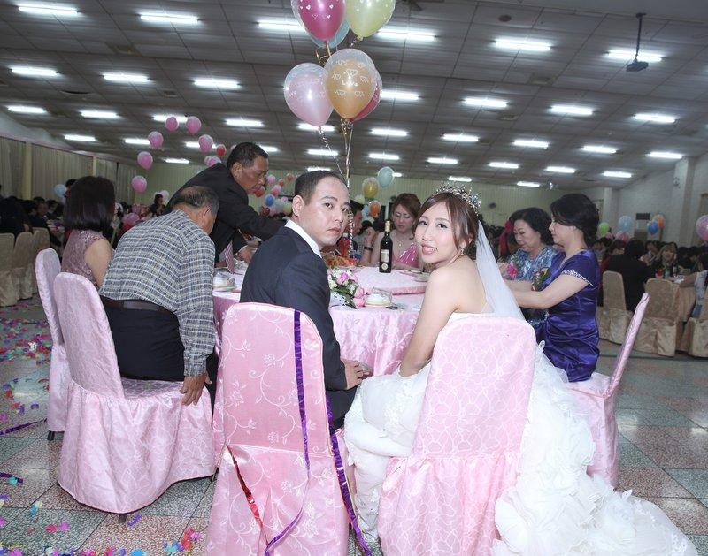 結婚喜宴永結同心