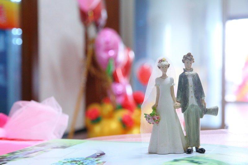結婚喜宴會場佈置