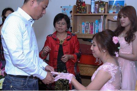 高雄啟明&鳳伶訂婚儀式1060401