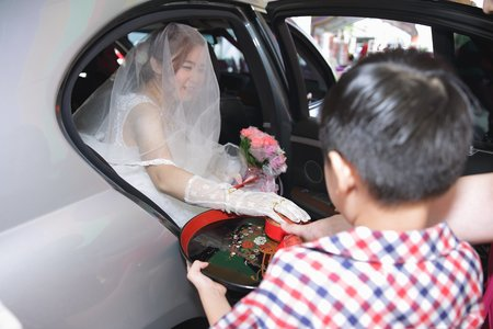 結婚迎娶8800元
