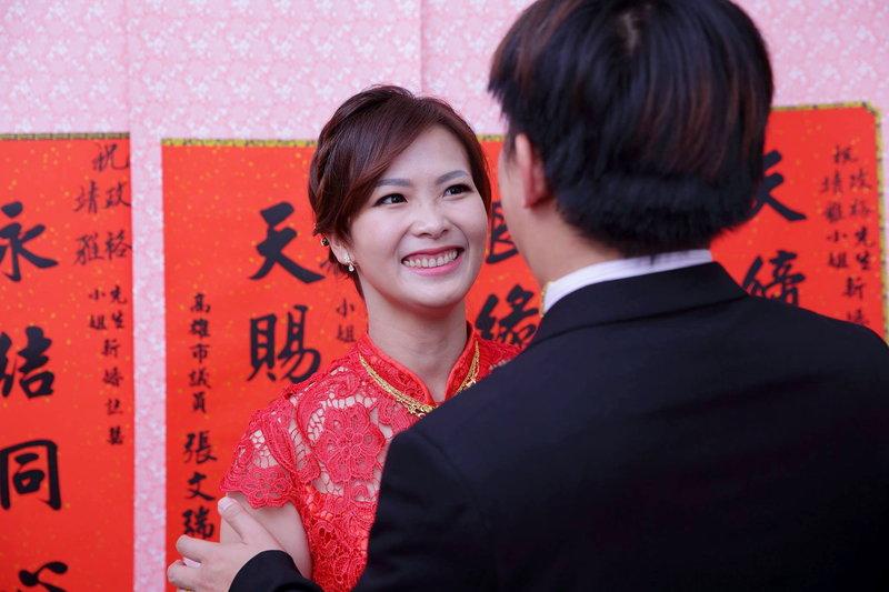 政裕&靖雅文定+歸寧午宴