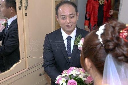 高雄啟明&鳳伶結婚迎娶+喝茶儀式1060401