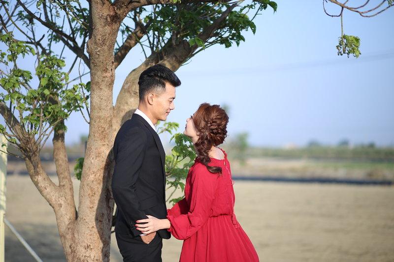 類婚紗-愛情故事