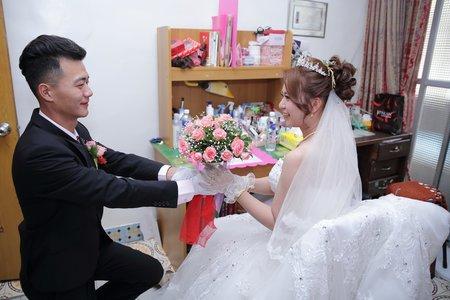 完美婚禮攝影+類婚紗9900元