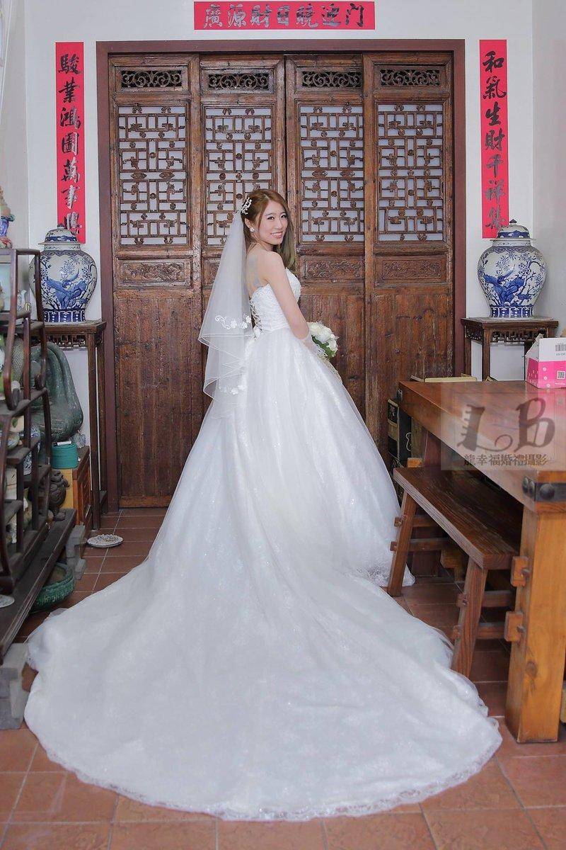 迎娶類婚紗